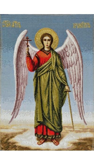 """Икона 23х35 гобелен """"Ангел Хранитель"""""""
