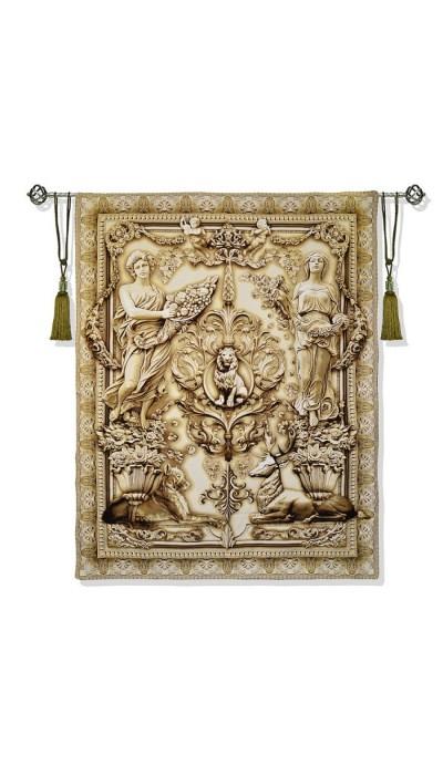 Панно Божества (гобелен).Размер: 183х136см