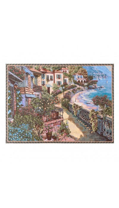 Панно Средиземноморье (гобелен).Размер: 115х150 см