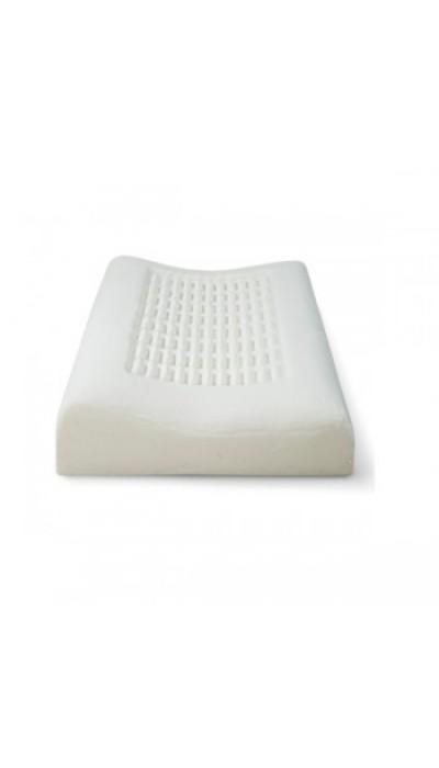 Подушка Memory foam массажная махра