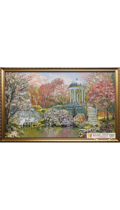"Картина ""Дыхание весны"" (гобелен).Размер:52х84 см"